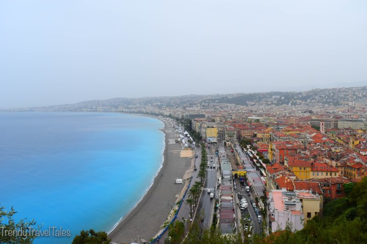 Gallivanting around Cote d'Azur: Nice